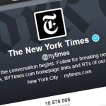 Social media The New York Times