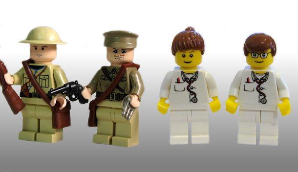 Militar o sanitario